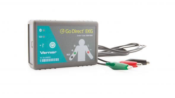 Go Direct EKG senzor