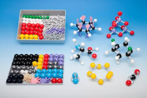 Kroglični modeli / atomi